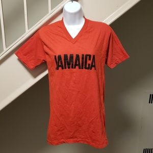 Jamaica Vintage 80's Ladies Large T-Shirt